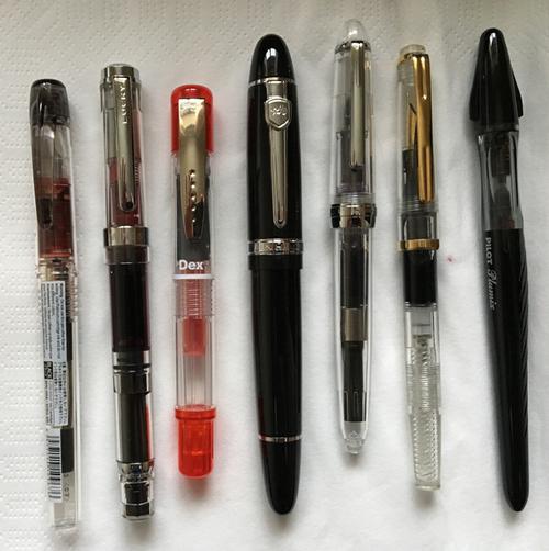 500px budget pen line up